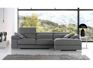SOFA CHAILONGUE MODERNO TRENTO