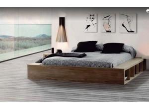 Base cama BERGEN