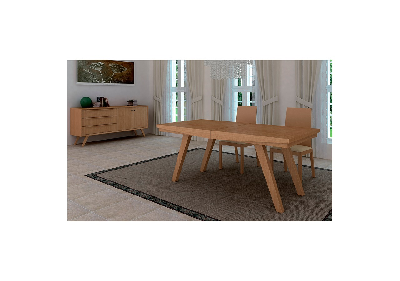 MESA EXTENSIBLE MODERNA FLY