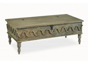Mesa de centro de madera CHENAI