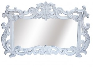 Espejo resina DECAPADO