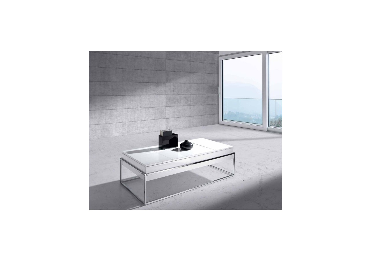 Mesas de Centro Blancas 2216