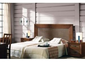 Dormitorio KENYA ratán