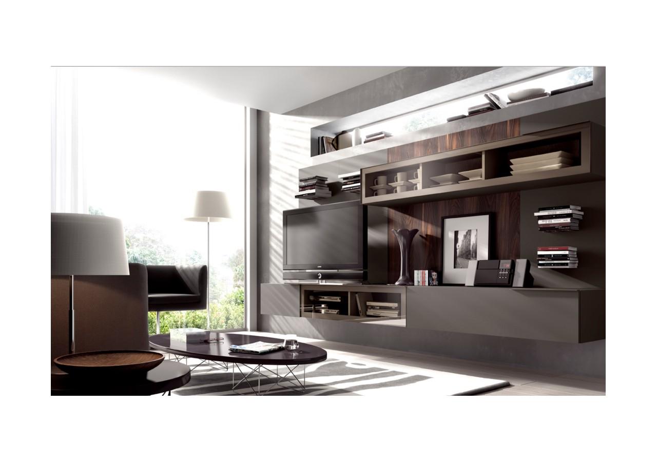 Mueble de Salon Moderno ILINE 01