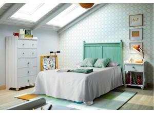 Dormitorio BAVIERA 38D