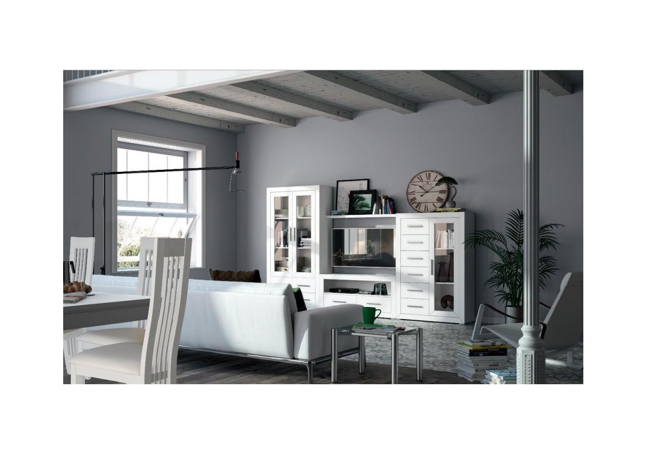 Ambiente de salón LOW COST 52C