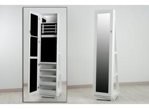 Espejo joyero WHITE