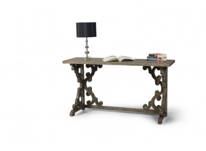 Consola escritorio CHASTELLAIN CHATEAU DECOR