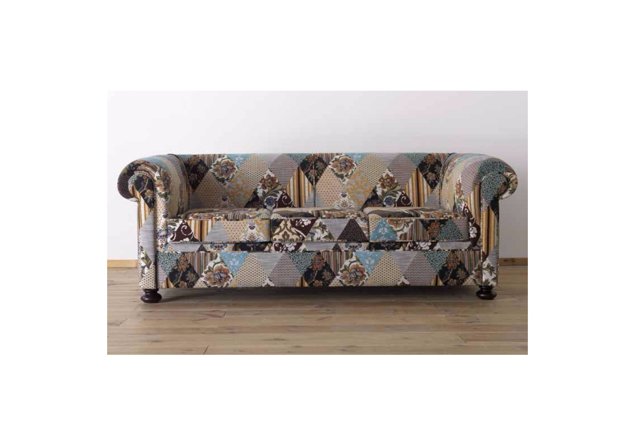 Sofa 3 plazas CHARLIE L