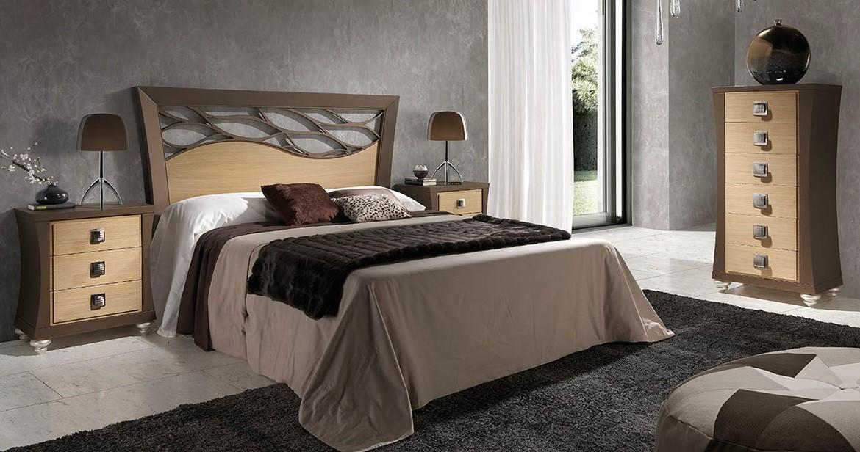 Ambiente de dormitorio iris 1 - Ambientes de dormitorios ...