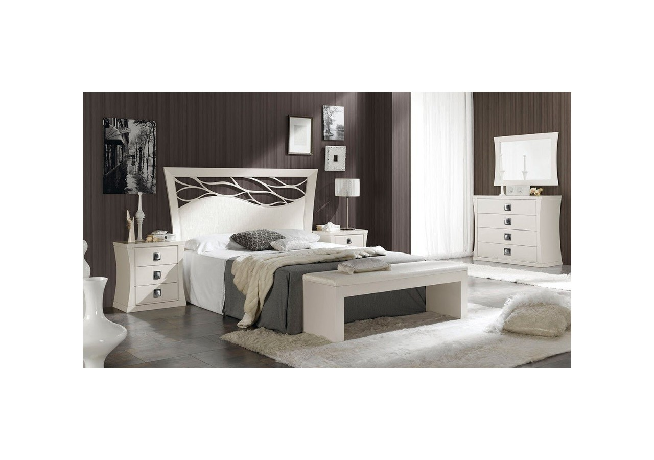 Ambiente de dormitorio IRIS 2