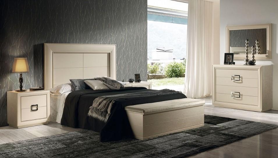 Ambiente de dormitorio new natura for Como decorar un dormitorio matrimonial
