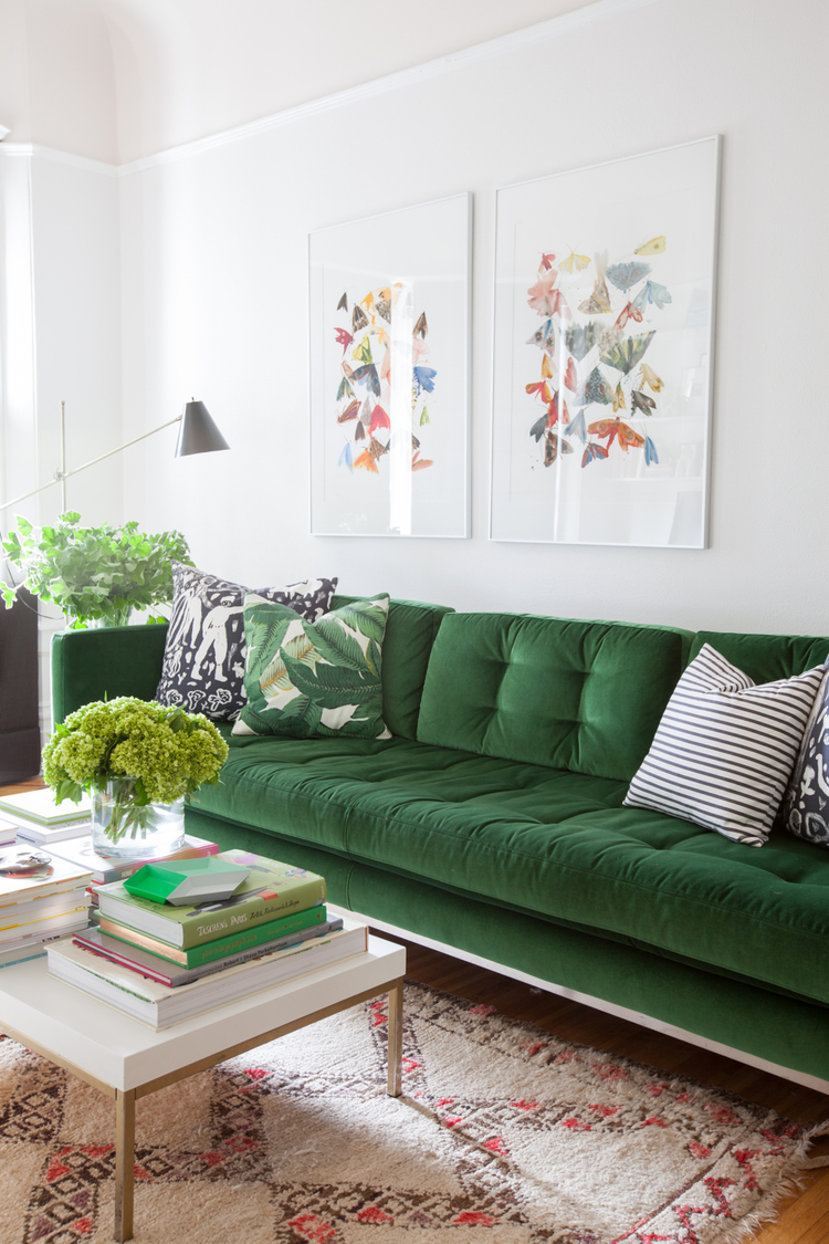 5 sofás para 5 estilos: sofás que marcan tu estilo decorativo