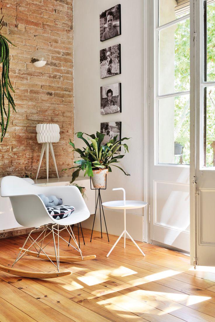 7 claves para incluir un rinc n de lectura en tu decoraci n for Muebles con ladrillos