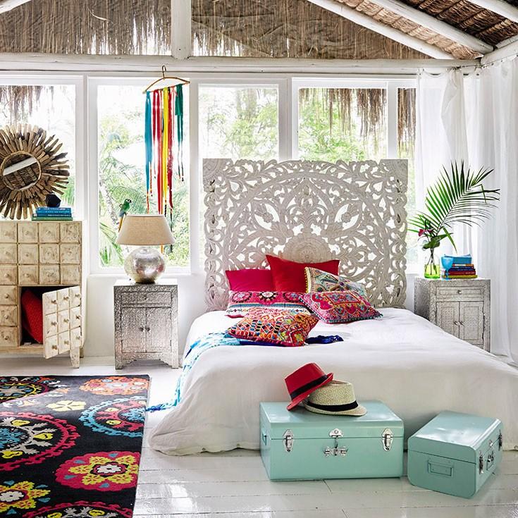 Decorar tu dormitorio a la moda 6 dormitorios para 6 estilos - Dormitorio shabby chic ...