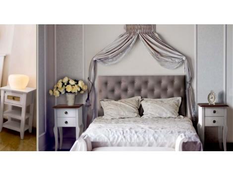 Decorar tu dormitorio a la moda 6 dormitorios para 6 estilos - Dormitorios vintage chic ...