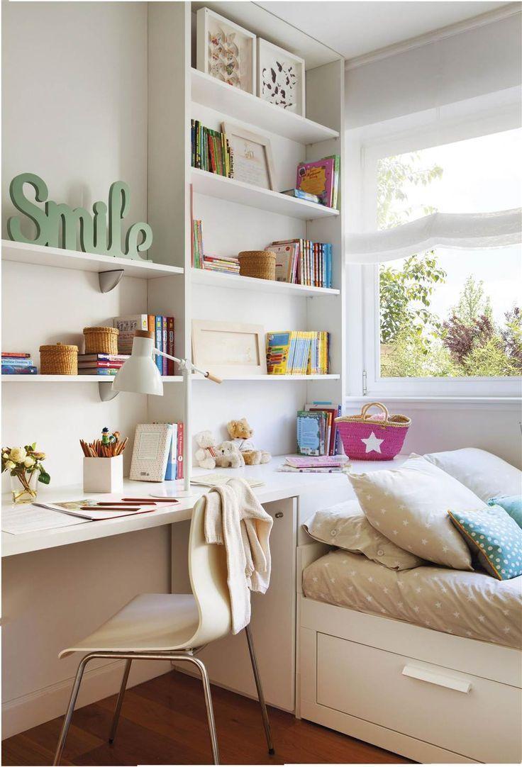 Dormitorios Juveniles C Mo Crear El Espacio Perfecto Para Un  ~ Estanterias Dormitorios Juveniles
