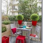 La decoracion te ayuda a sacarle el maximo partido a tu terraza pequena