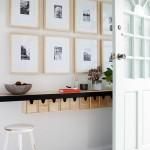 Los mejores trucos para decorar un recibidor pequeño