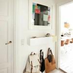 Piezas imprescindibles para un recibidor pequeno