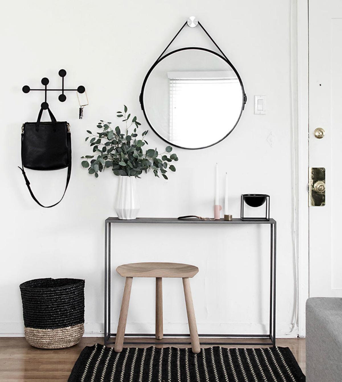 Las mejores ideas para decorar la entrada de la casa - Decorar casa estilo nordico ...