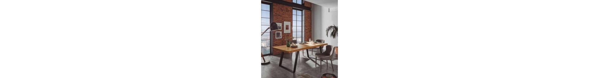 Mesas comedor madera