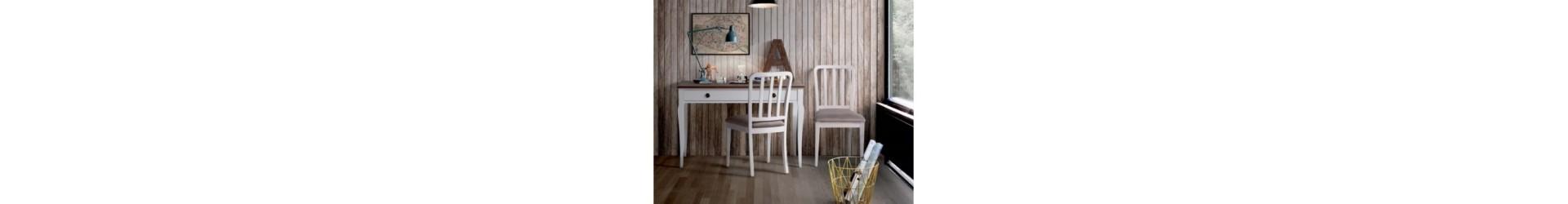 Mesas de despacho y escritorios de madera