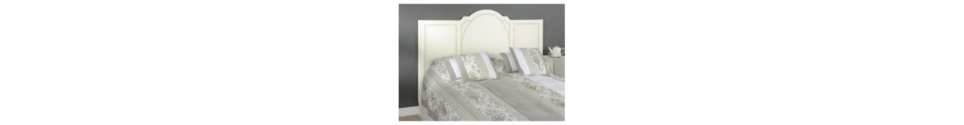 Cabeceros y camas de madera
