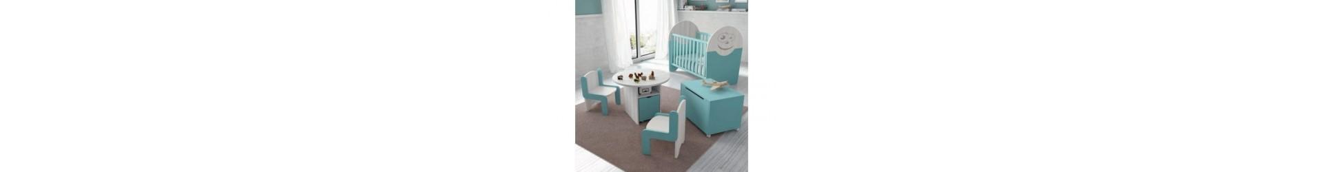 Mesas de escritorio juveniles e infantiles