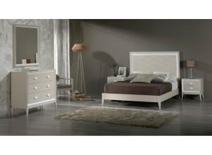Ambiente de dormitorio SIENA 1