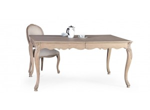 MESA COMEDOR EXTENSIBLE COURCHEVEL VINTAGE ARTISAN