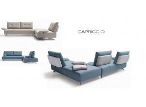 SOFA MODERNO CAPRICCIO