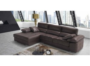 SOFA CHAILONGUE MODERNO ARIELA