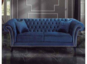 SOFA CLASICO CHESTER LUX