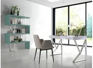 Mesa escritorio moderna LE351-BLANCO