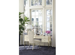 ESCRITORIO MODERNO MADERA NOBLE 5 CAJONES THE PARISIAN DESK