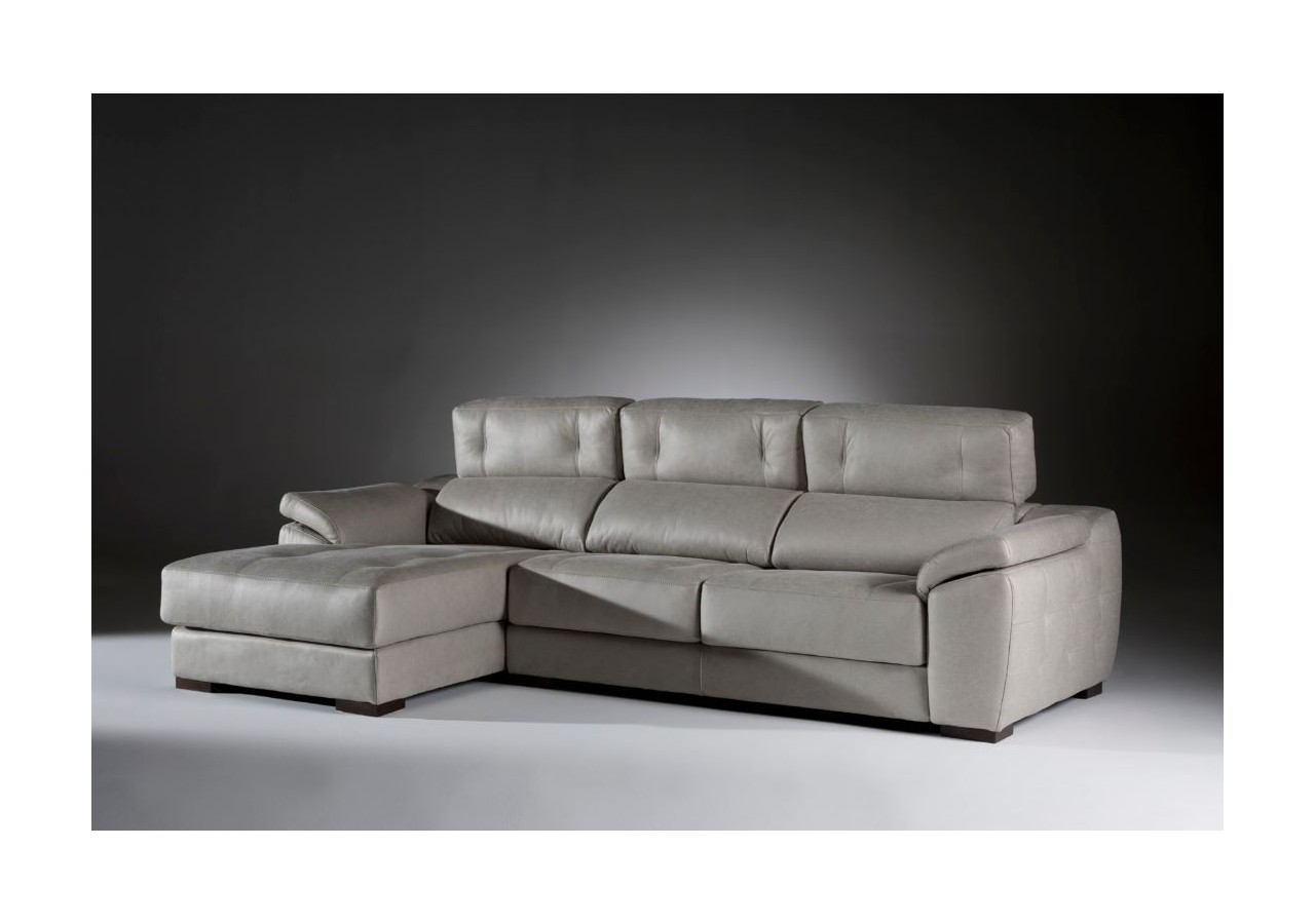 CHAISELONGUE MODERNA LYON T+DOS