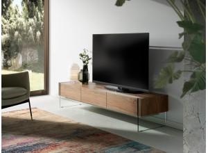 Mueble de Televisión Nogal CP1803-TV-NOGAL