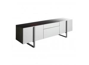 Mueble TV Estructura de Acero CP1706-TV-Gris