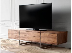 Mueble de Televisión Nogal LE312