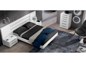 Dormitorio completo Dreams 514 de A.Brito
