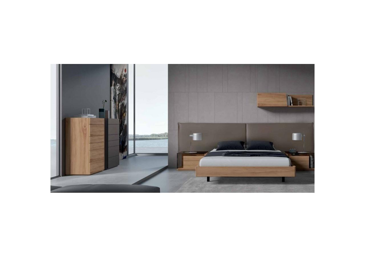 Dormitorio completo Dreams 529 de A.Brito