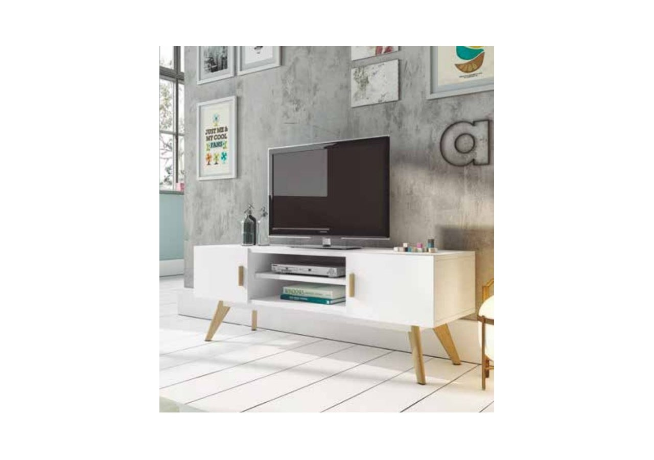 MUEBLE TV MODELO NORDIC DE DUGAR HOME