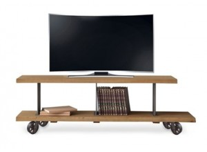 Mueble TV industrial Gandía