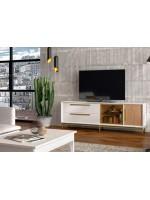 Mueble TV de 193 con bancada metálica Estoril