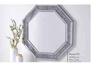 Espejo octogonal 079