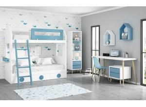 Dormitorio infantil Kids 01