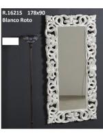 Espejo 16215 BLANCO ROTO