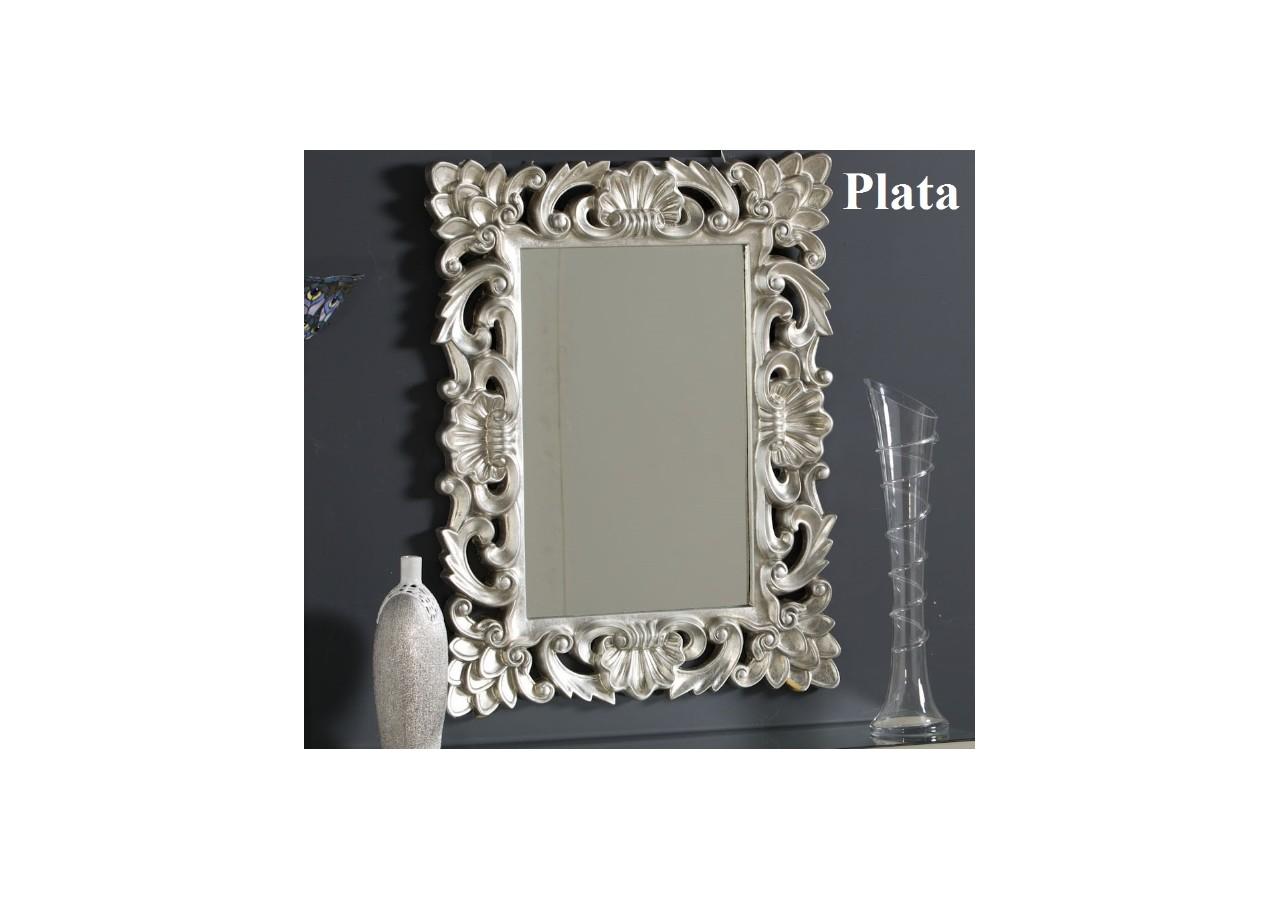 Espejo 16217 PLATA