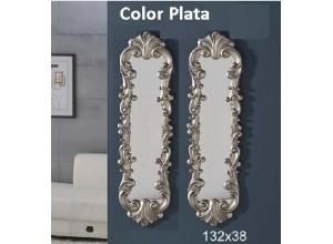 Espejo 16194 PLATA